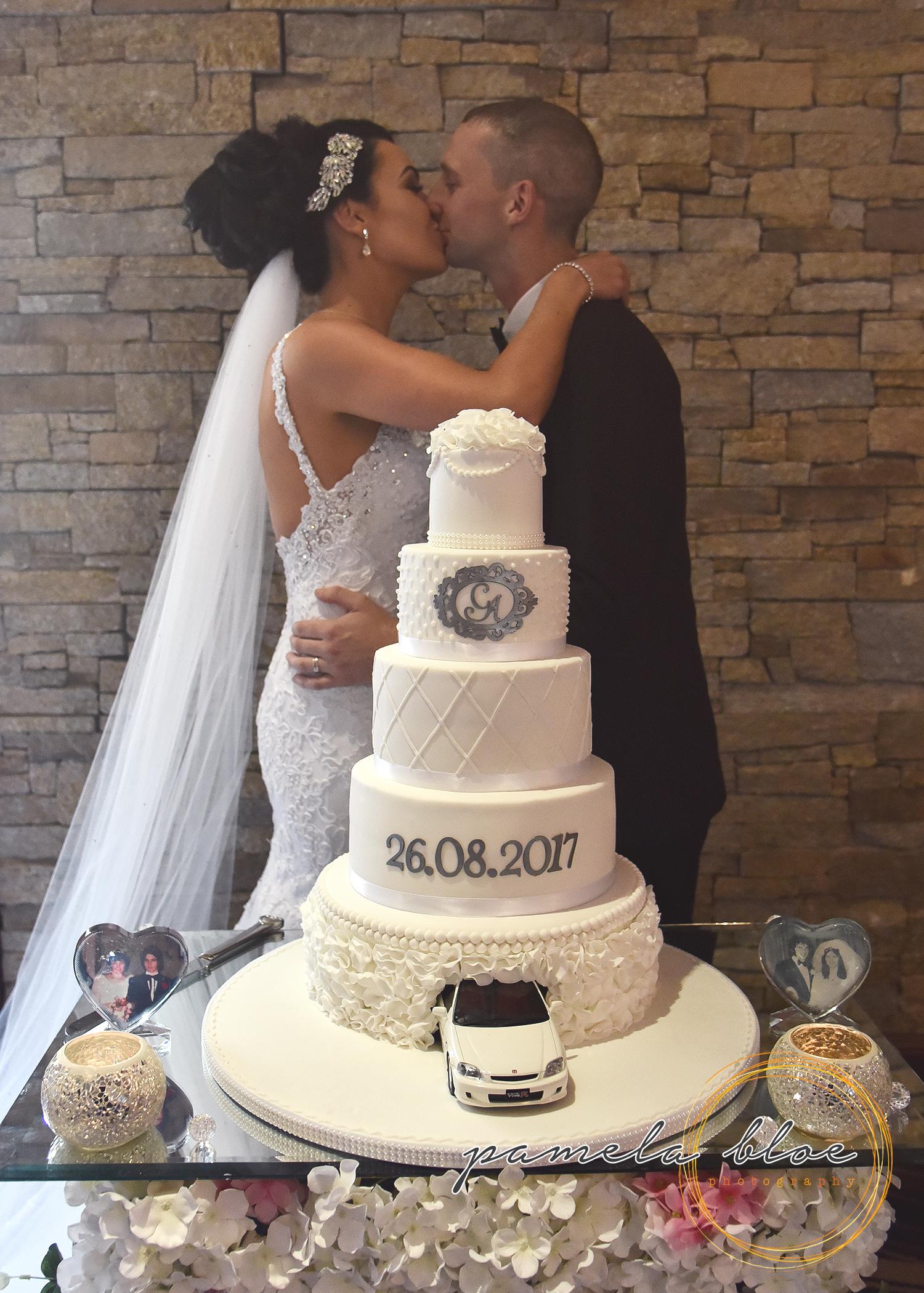 wedding-cake-donegal-car-theme-honda-civic