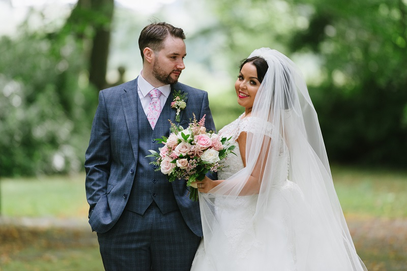 A Fairy-tale story with a Woodland Wedding. Read the story of Charlene & Patrick. .  CLICK TO READ
