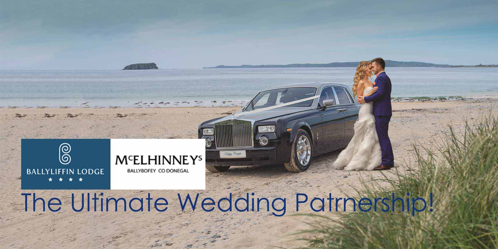 When McElhinneys Department Store & Ballyliffin Lodge get together, Magic Happens!  CLICK HERE