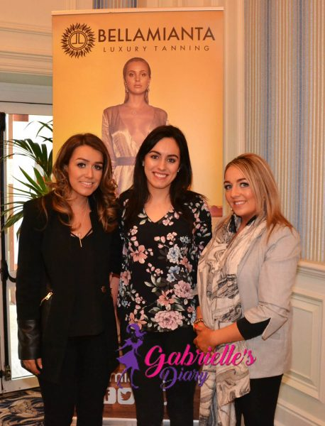 The fab team from Beauty School NI