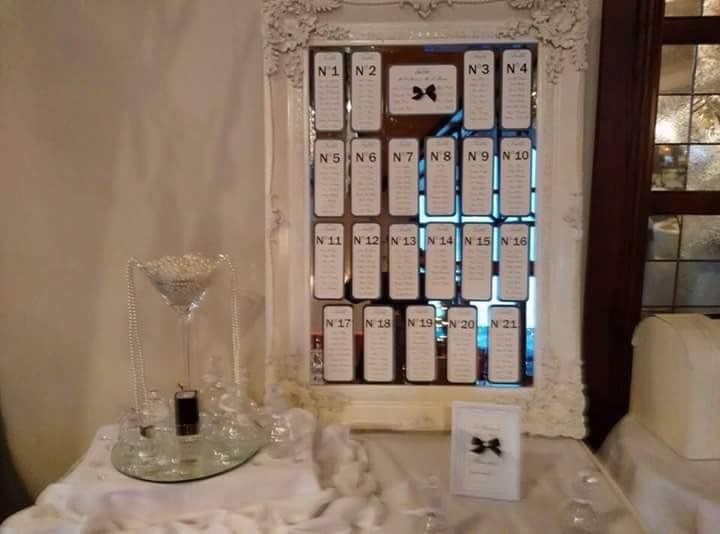 Wedding Table Plan by Eventful