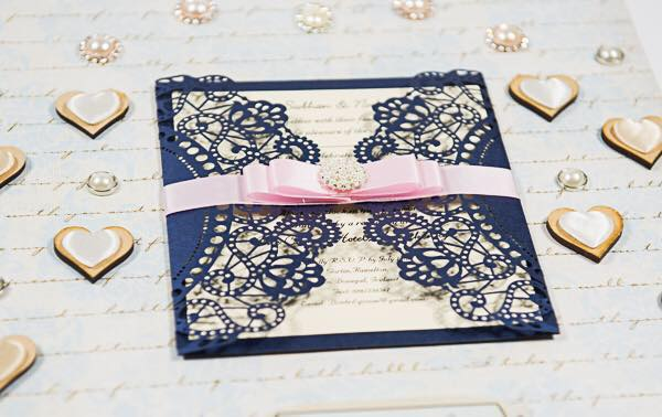 navy lace wedding invite idea from eventful.jpg
