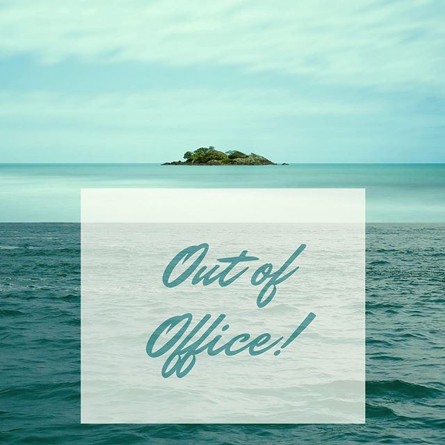 🌟OUT OF OFFICE 🌟 It's not often it happens but I'm taking a little break and won't be checking in on social media - I'm actually going to delete the app for a whole week 😮😅 Sooo TeamBride HQ will be closed from today and reopen on Monday July 22nd. If you have an urgent query then pop me an email to hello@teambride.ie as I'll check in there now and again.  You've no idea how much I'm looking forward to this wee break 😍  Carina x  #summerholiday #brainbreak