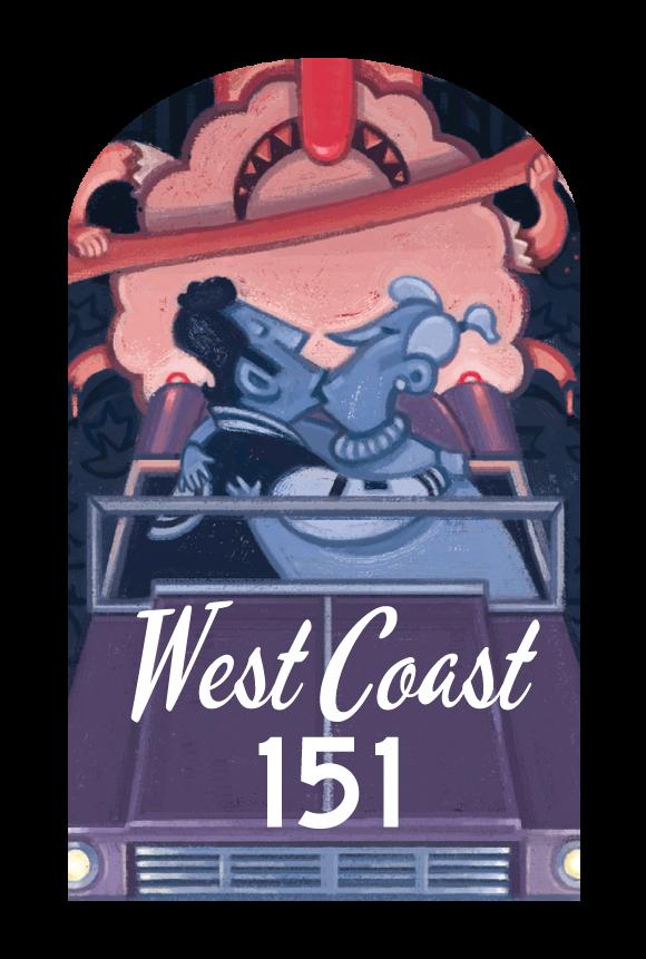 West Coast 151