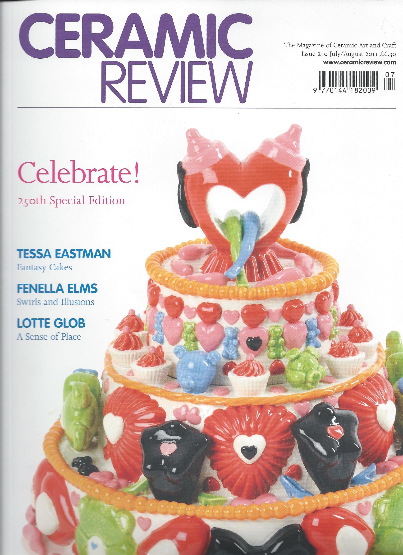 >> Ceramic Review 2011