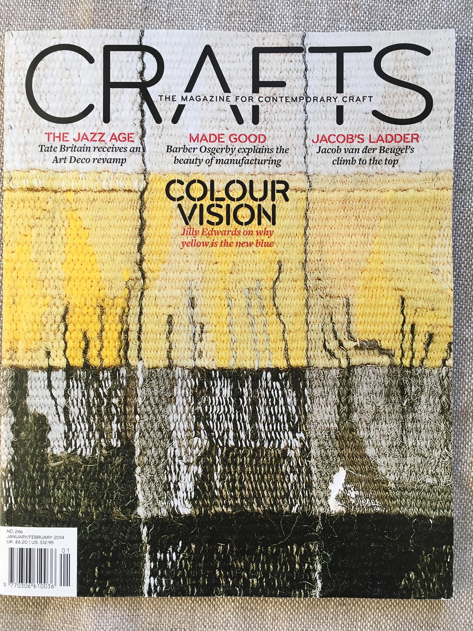>> Crafts Magazine 2014