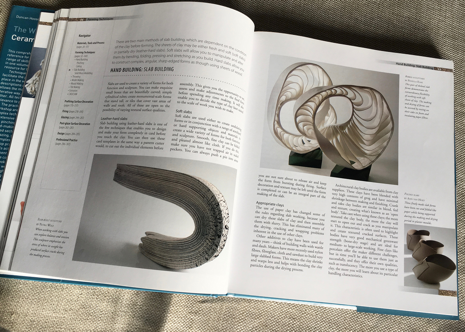 The Workshop Guide to Ceramics 2012