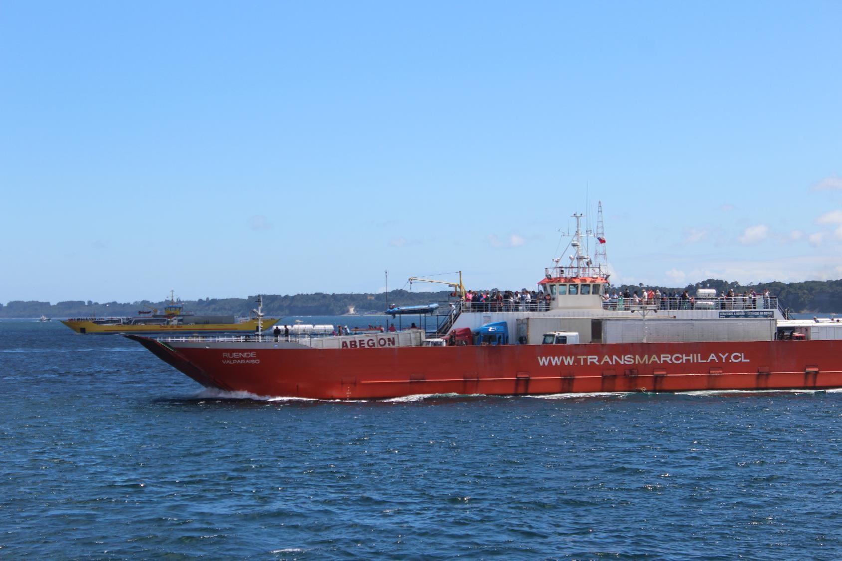 Chiloe Ferry