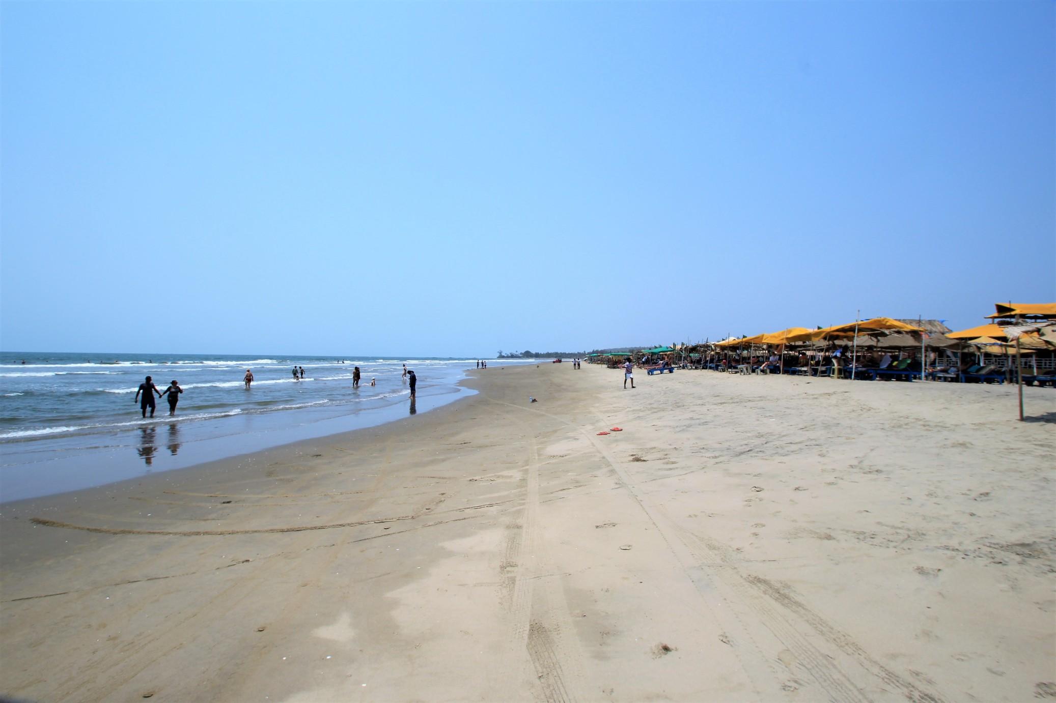 Morjim Beachfront