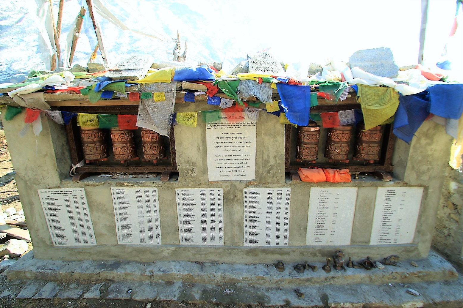 Langtang Earthquake Memorial