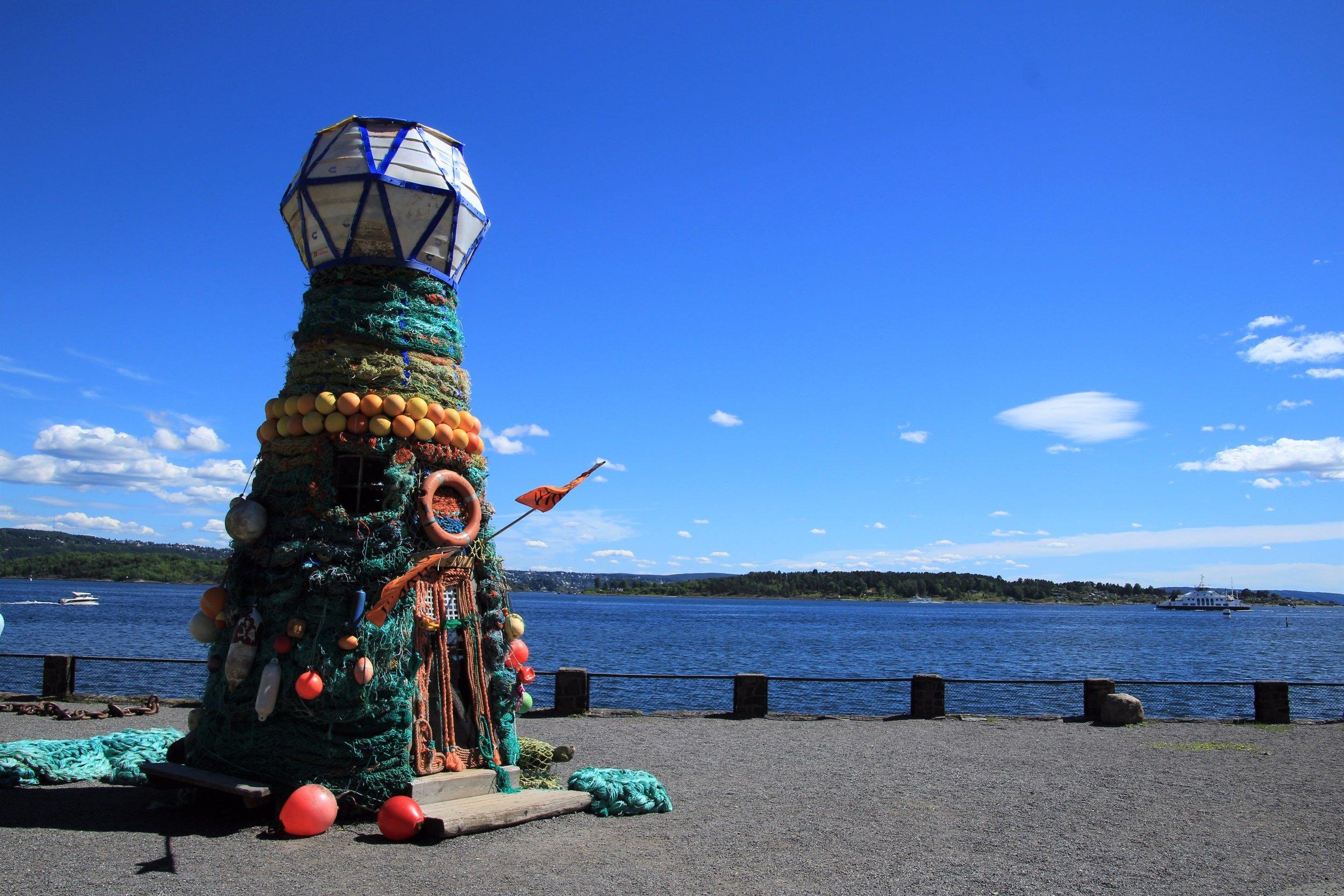 Maritime Museum lighthouse