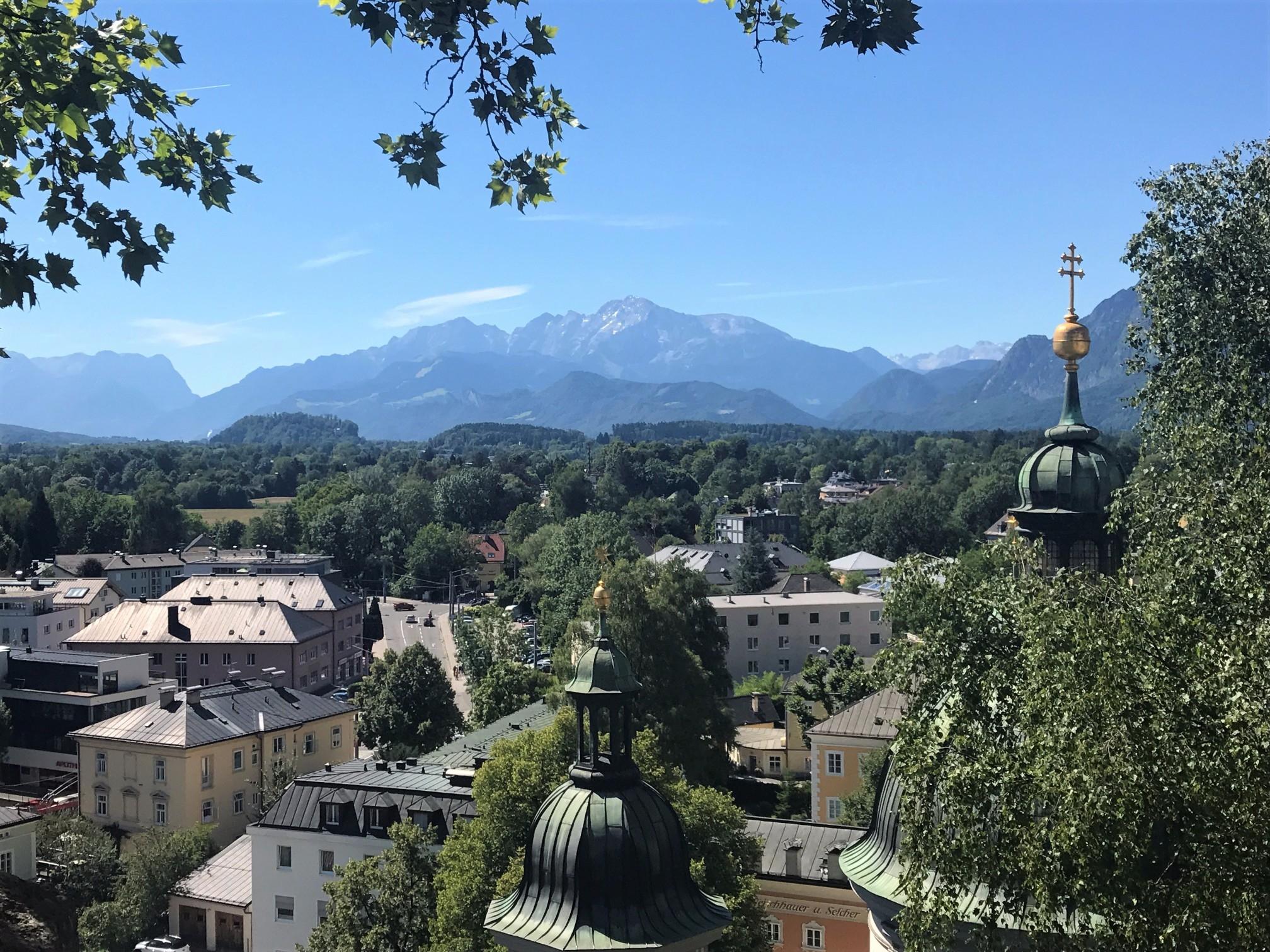 Nonnberg view