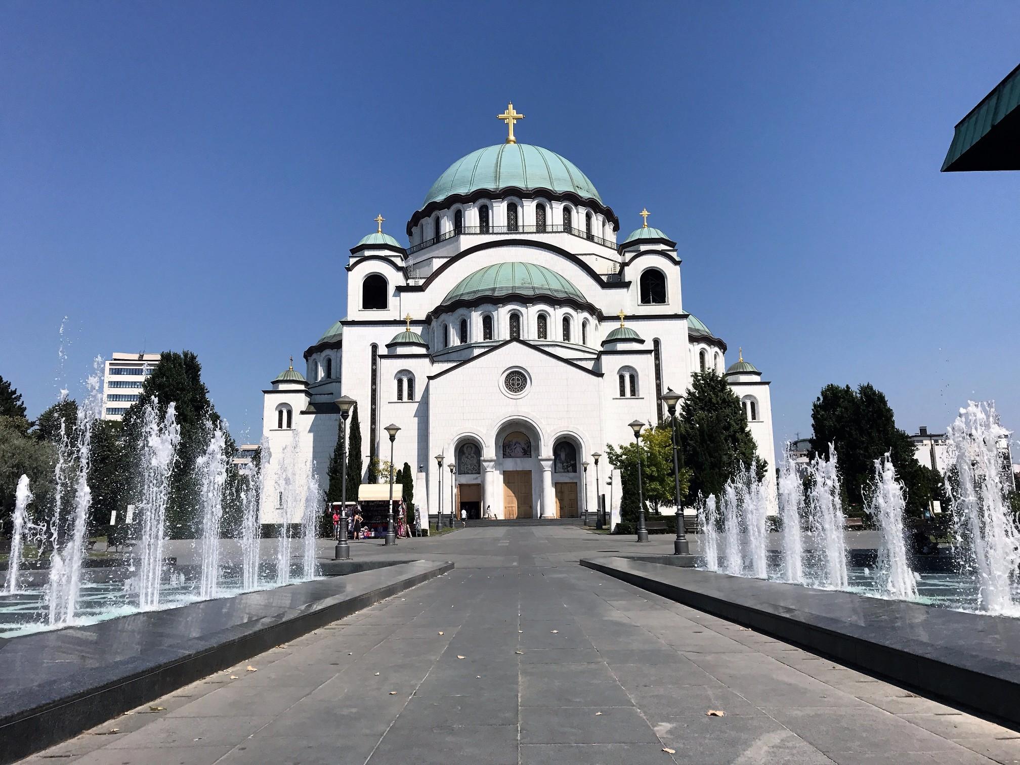 Temple of Saint Sava