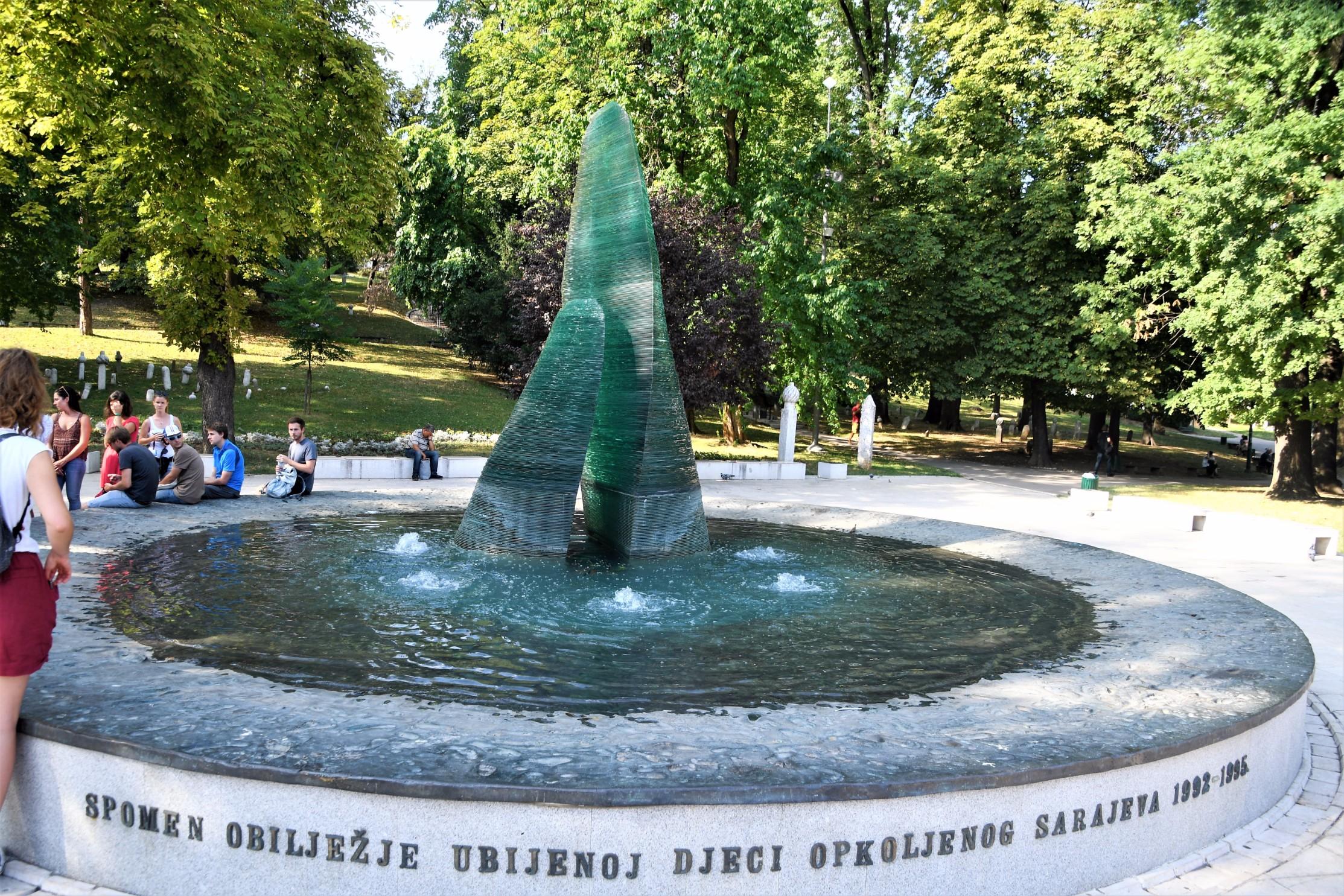 Memorial for the children