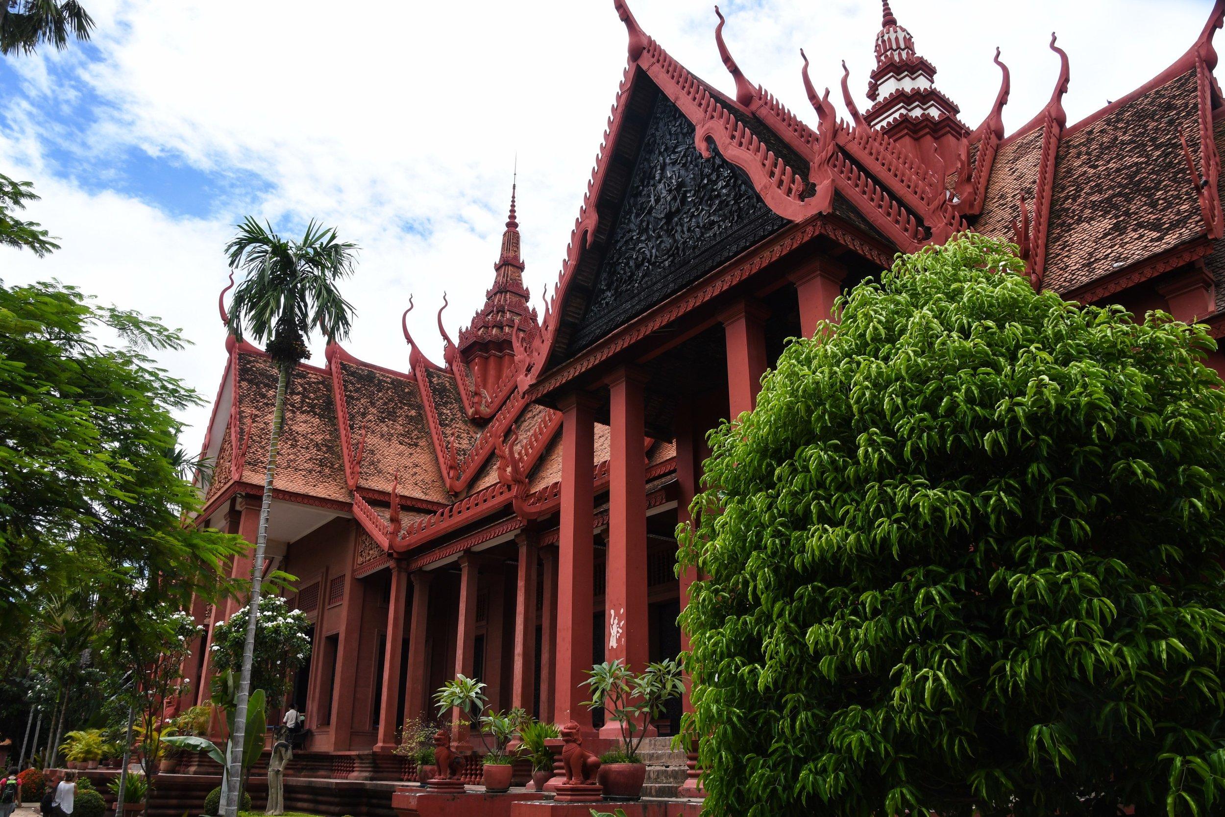 Cambodia National Museum