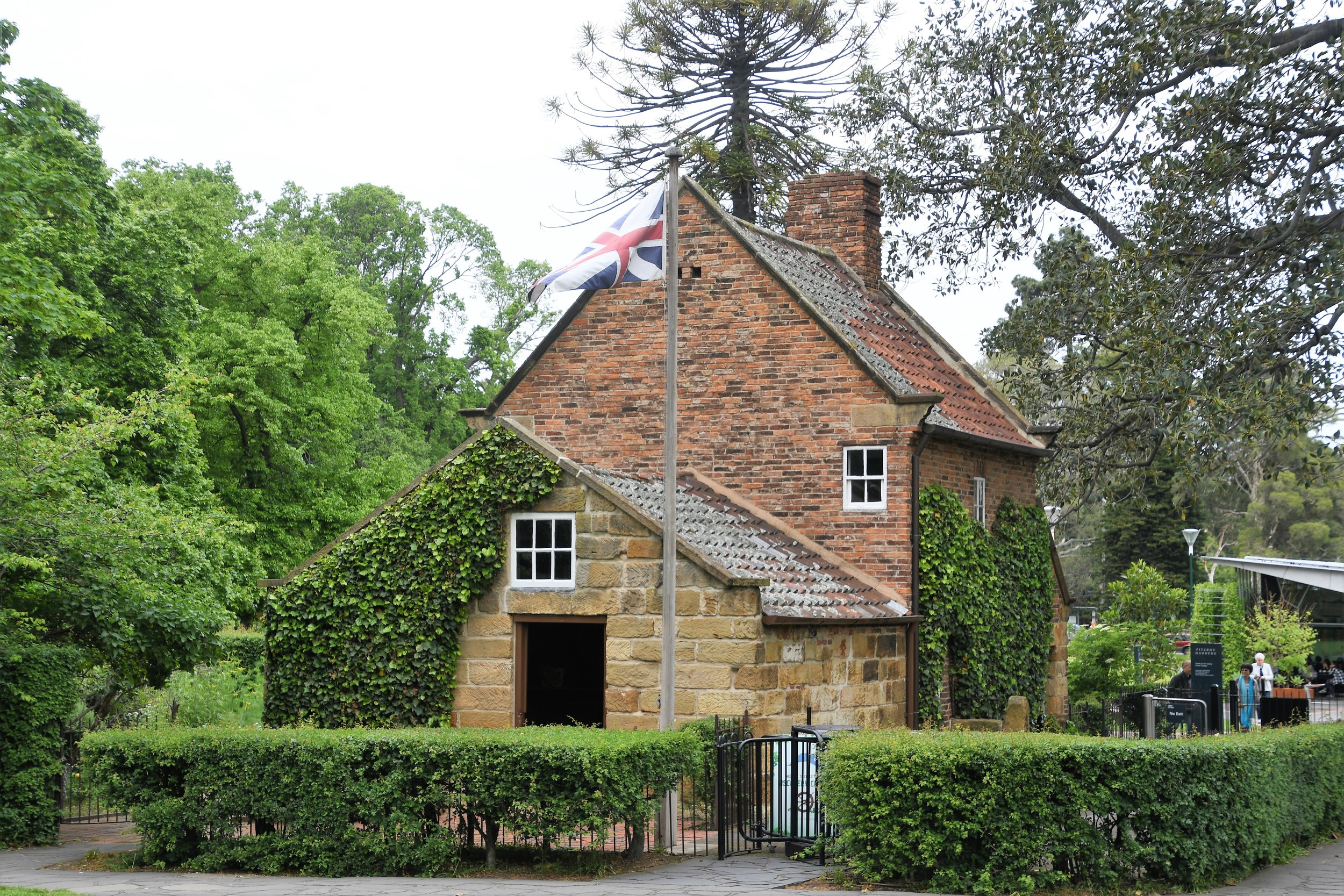 "Australia's ""oldest"" building"