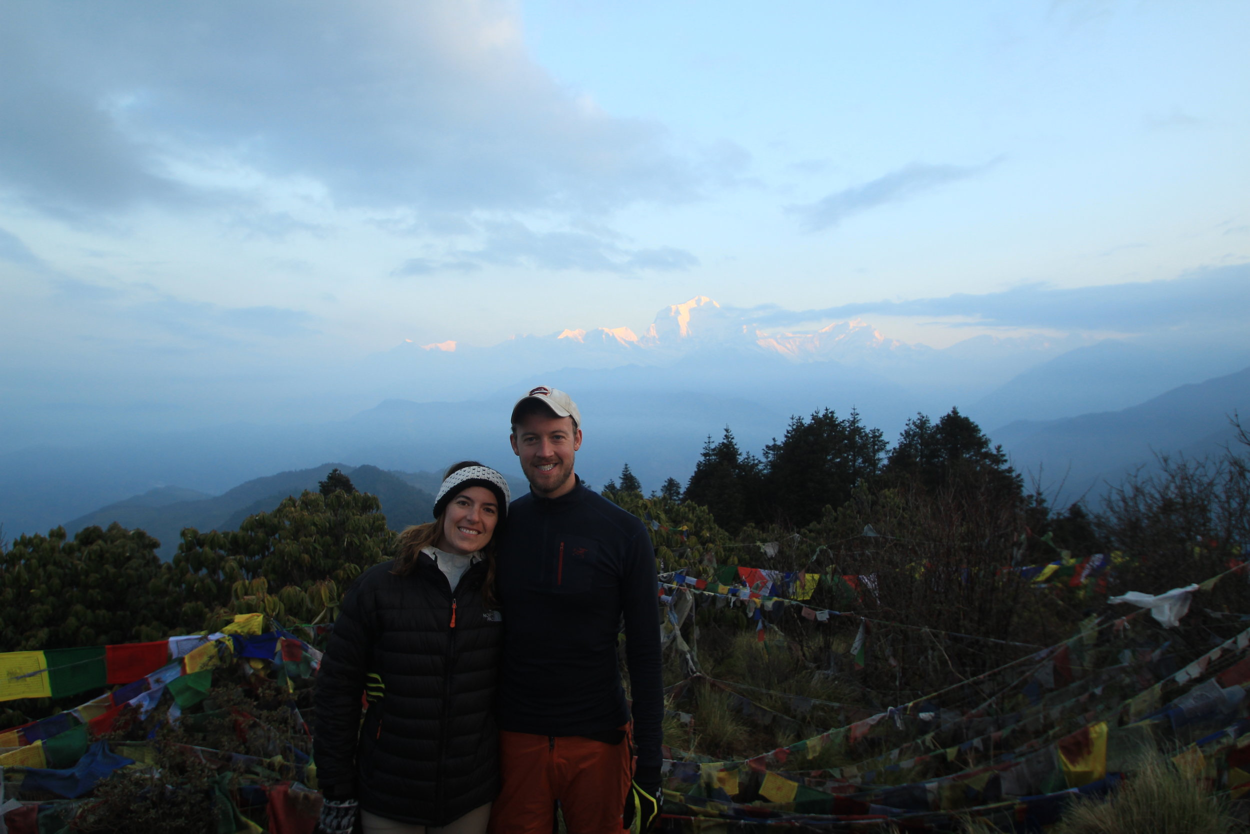 Poon hill, - Annapurna Trek, Nepal