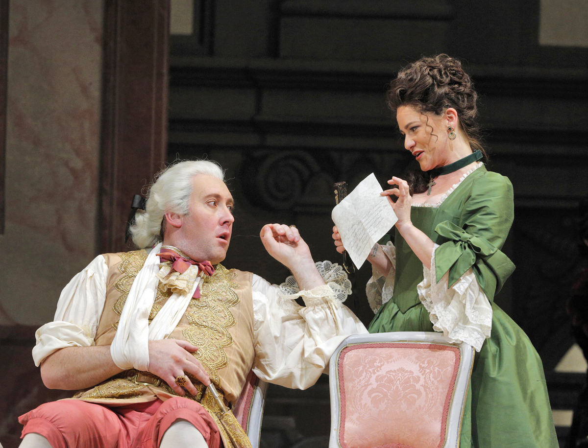 Der Rosenkavalier  at Lyric Opera of Chicago