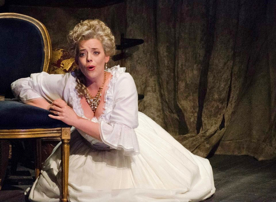 The Ghosts of Versailles  at Wolf Trap Opera