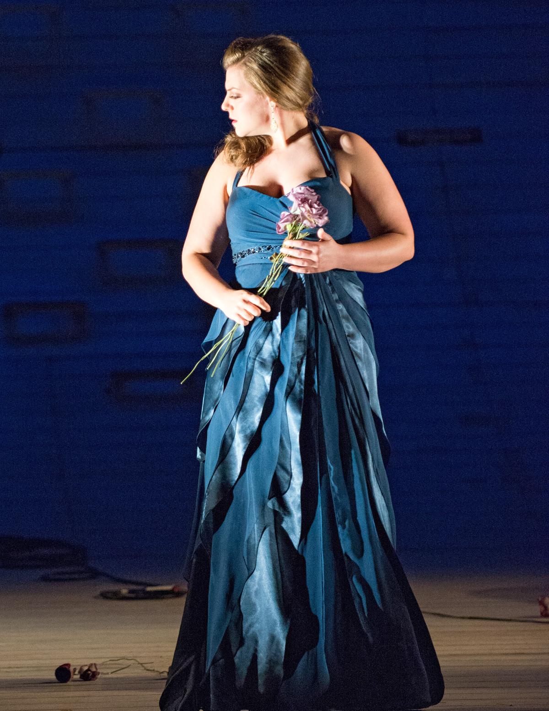 Vanessa  in San Francisco Opera's Merola Opera Program Grand Finale