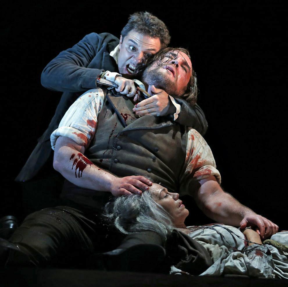 Sweeney Todd  at San Francisco Opera