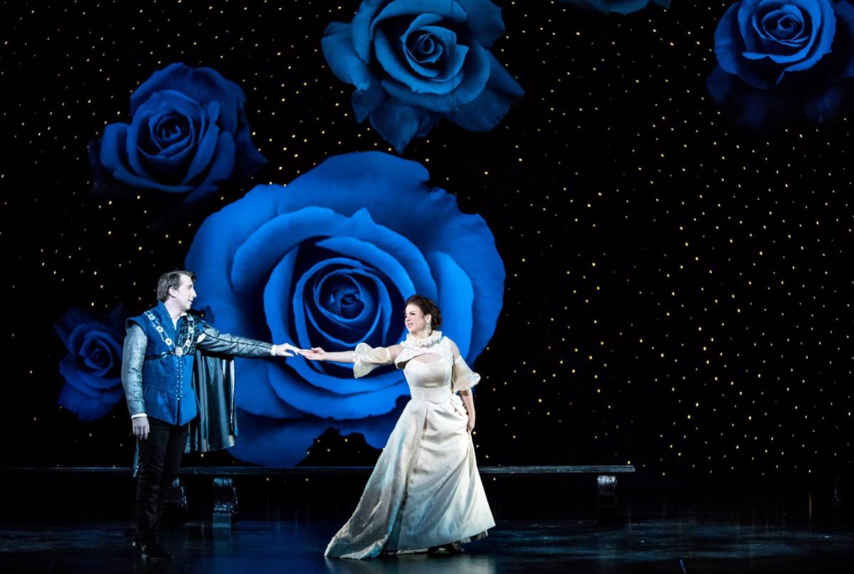 Roméo et Juliette  with Minnesota Opera