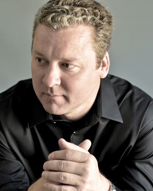 tenor Chad Shelton, photo by Jenna Barrett