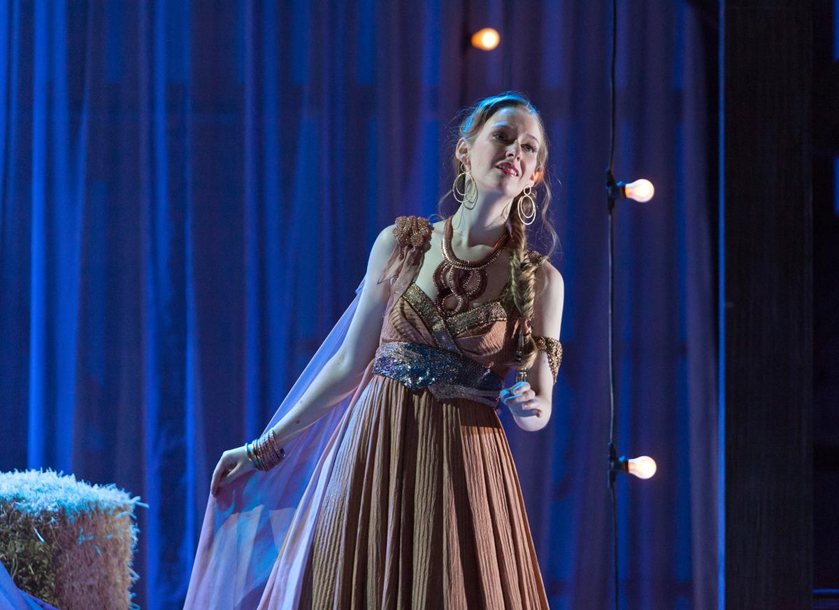 Ariadne auf Naxos  at the Glimmerglass Festival