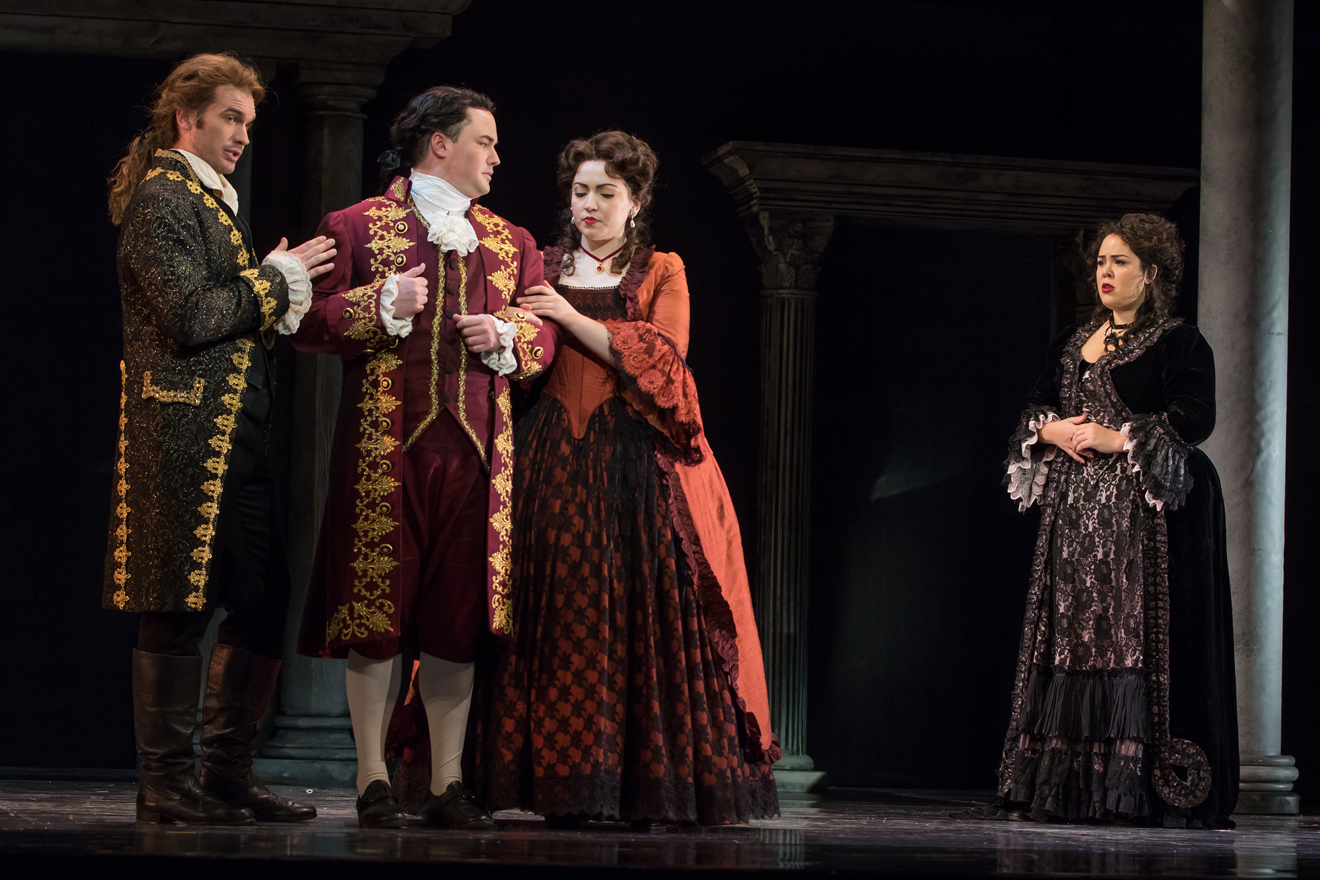 Don Giovanni  at Washington National Opera. Photo by Scott Suchman.
