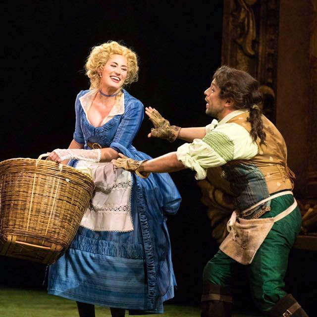 The Abduction   from the   Seraglio  at Atlanta Opera