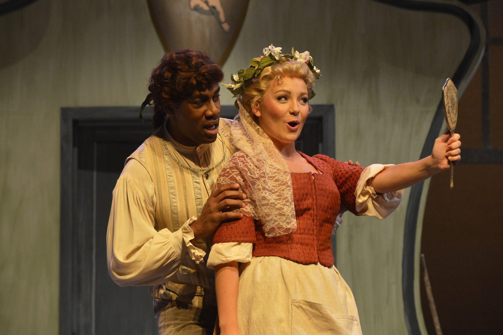 Le nozze di Figaro  at Amarillo Opera
