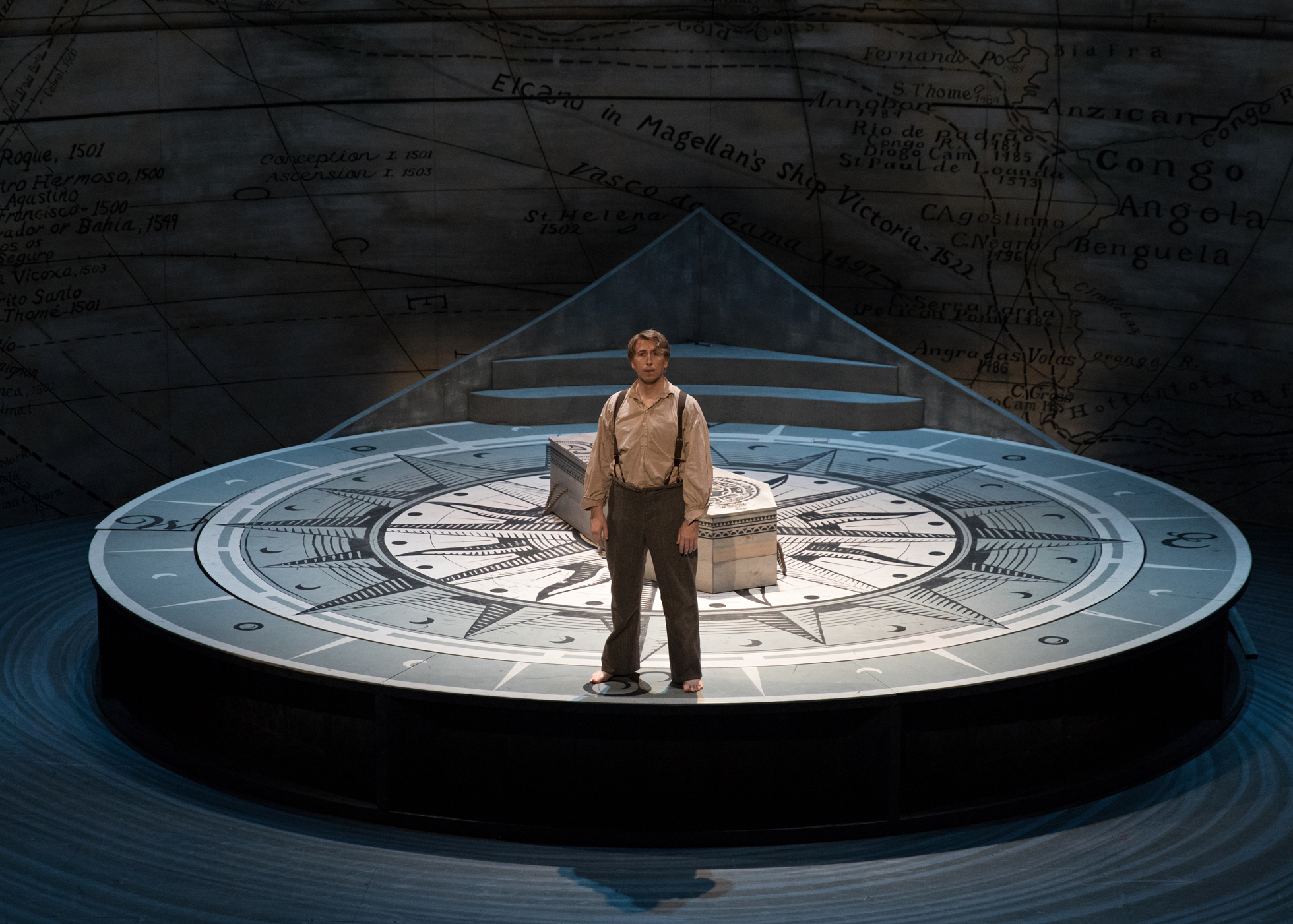 Greenhorn in  Moby Dick  at Utah Opera