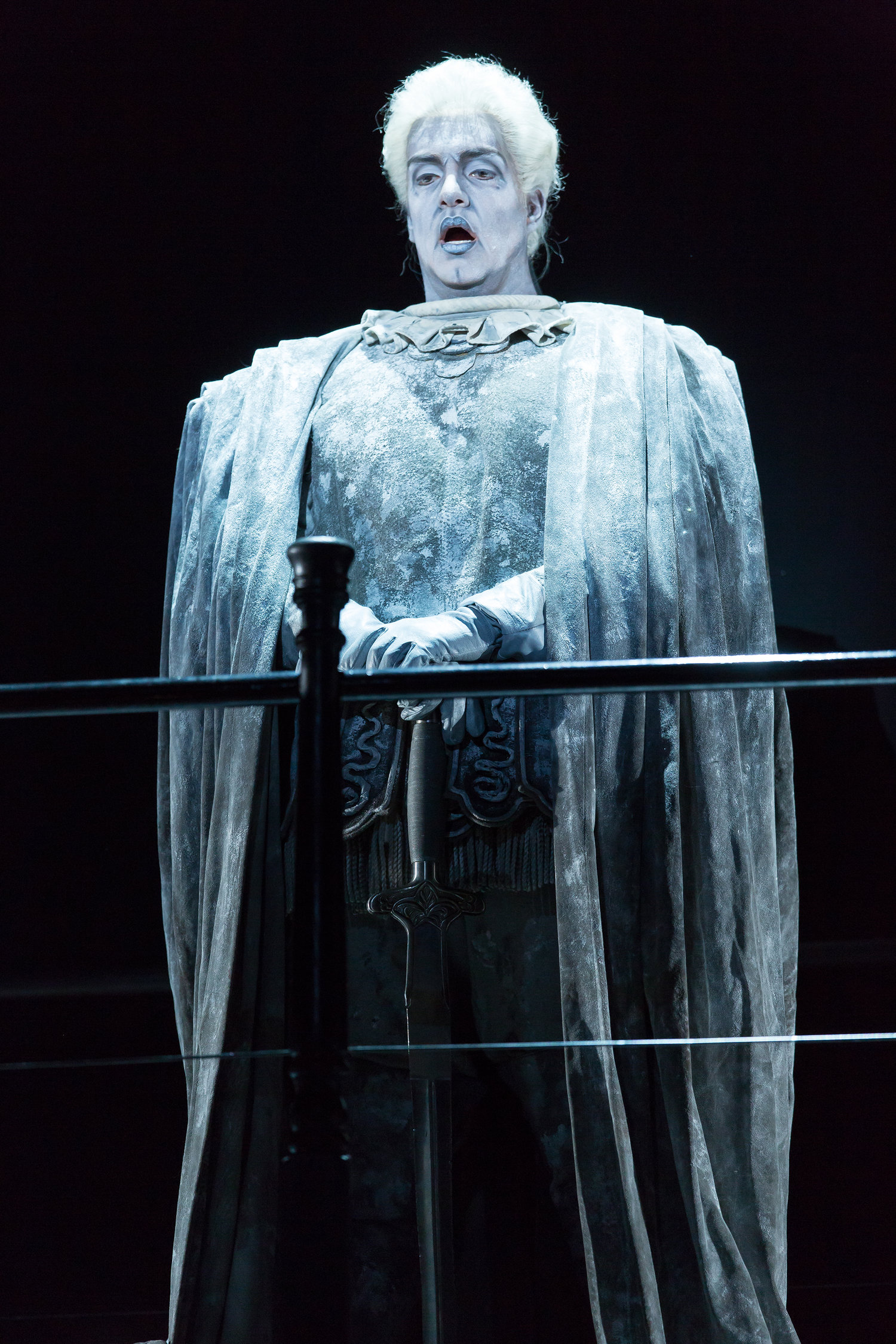 Il Commendatore  in   Don Giovanni  at Washington National Opera.