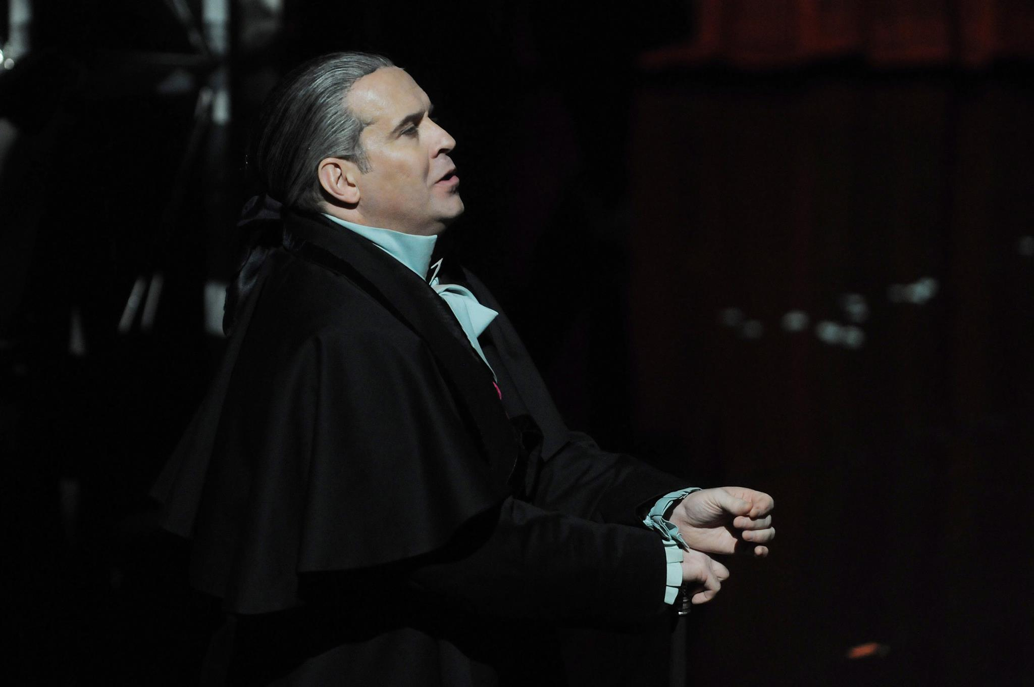 Tosca  at Gran Teatre del Liceu, Barcelona.   Photo by Antonio Bofill.