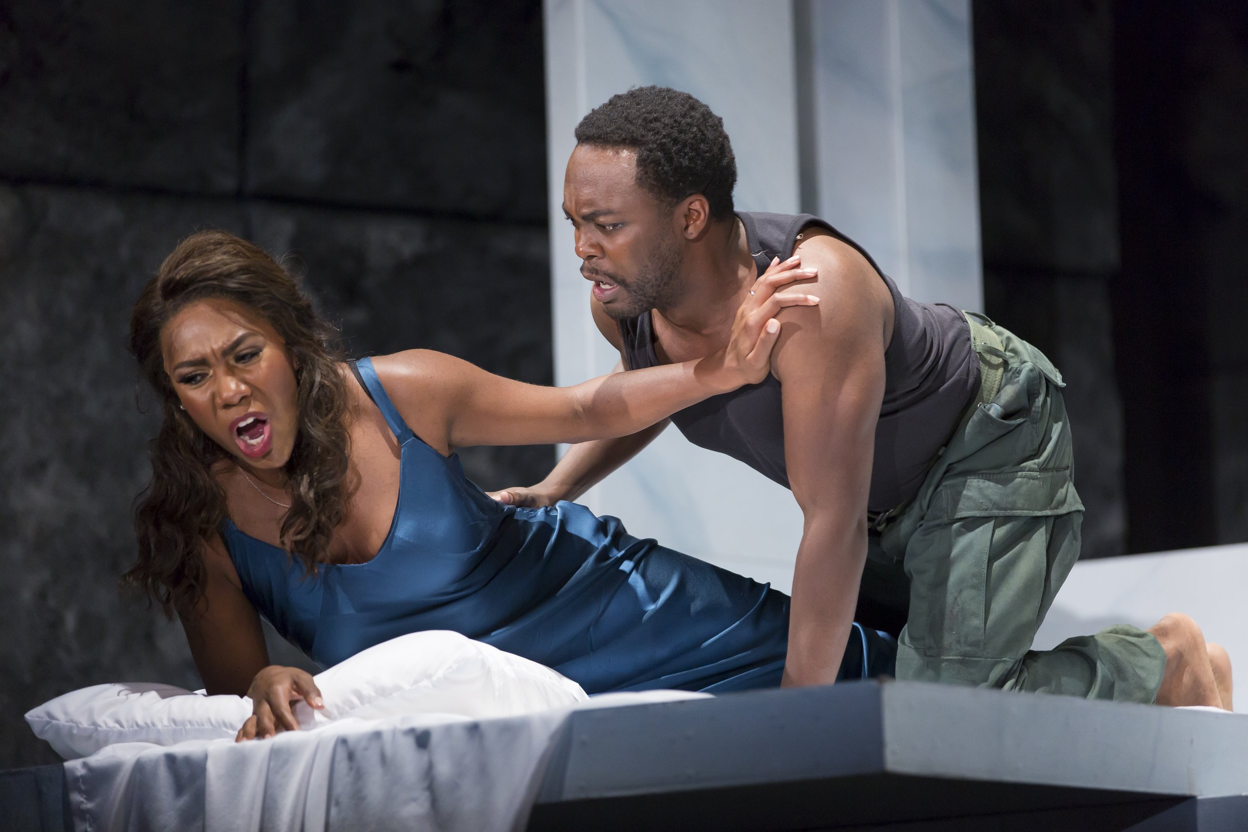 The Rape of Lucretia  at Wolf Trap Opera Company.. Photo by Scott Suchman.