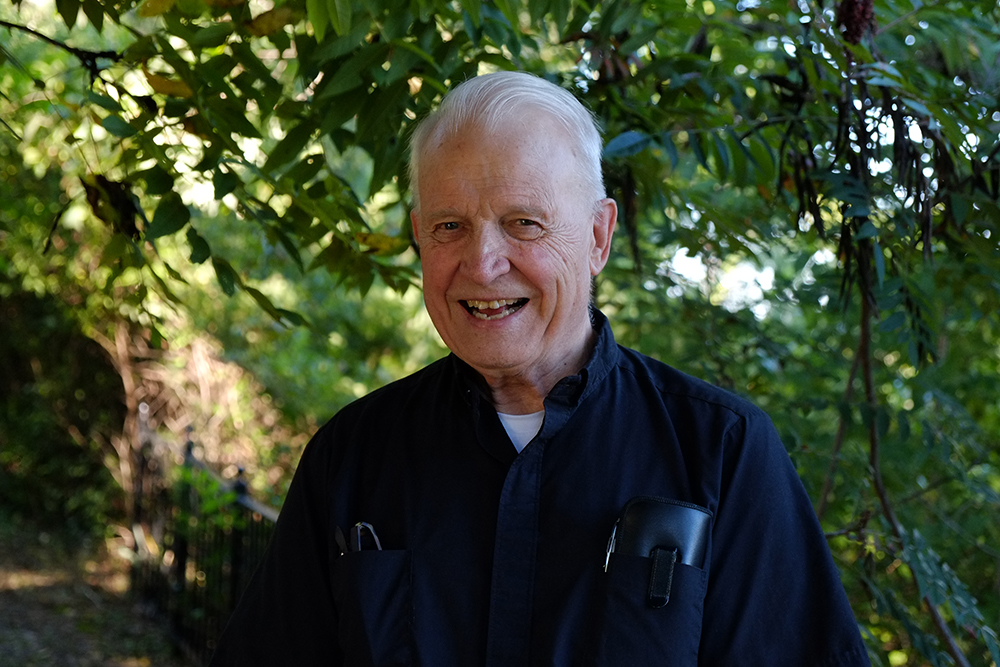 Fr. James Blumeyer, S.J.