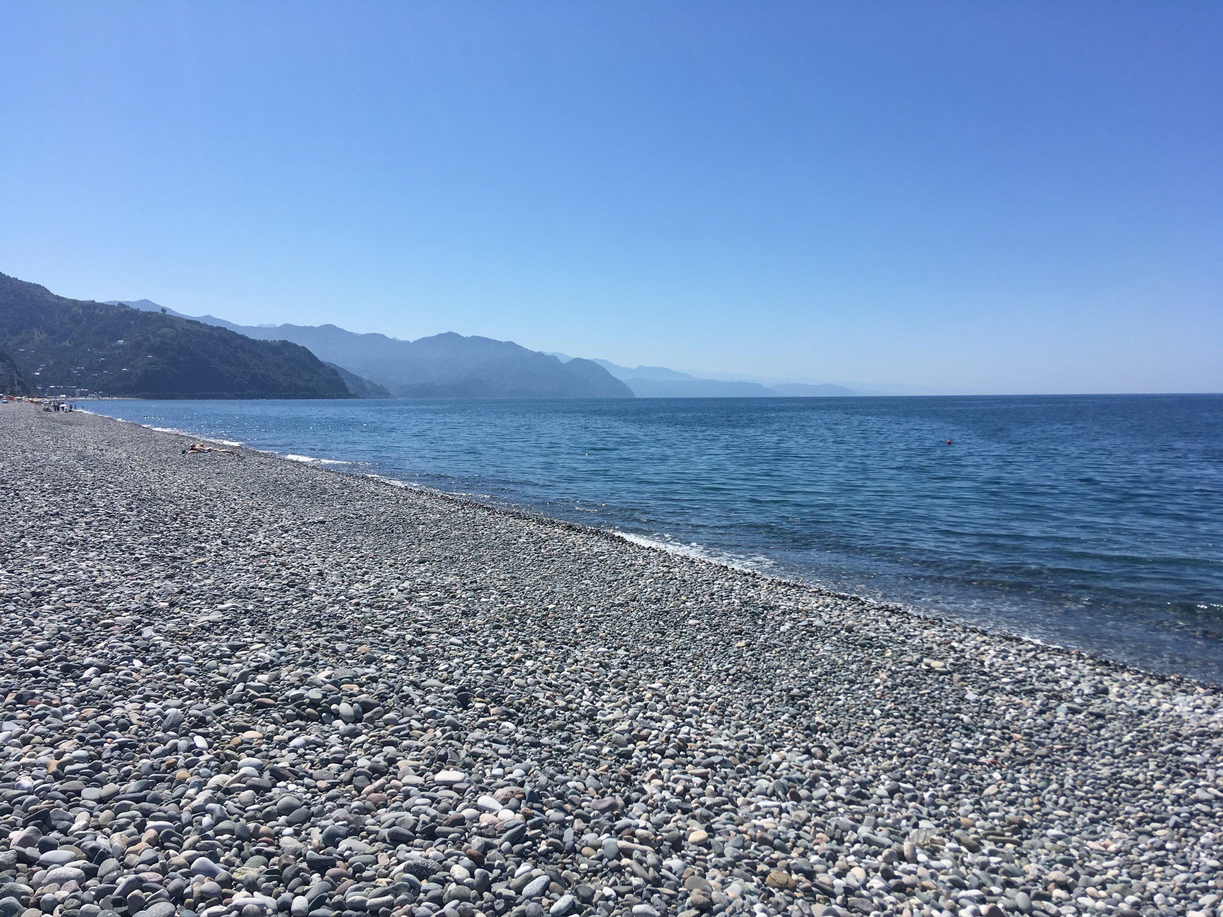 12 сентября - ЙогаЕдим лучшие пеновани мираЛежим на пляже в Гонио