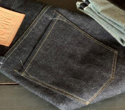 Default back pocket - Standard