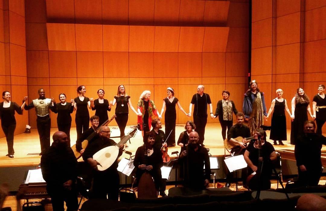 Cavalli's  Erismena,  Amherst Early Music Festival, 2017