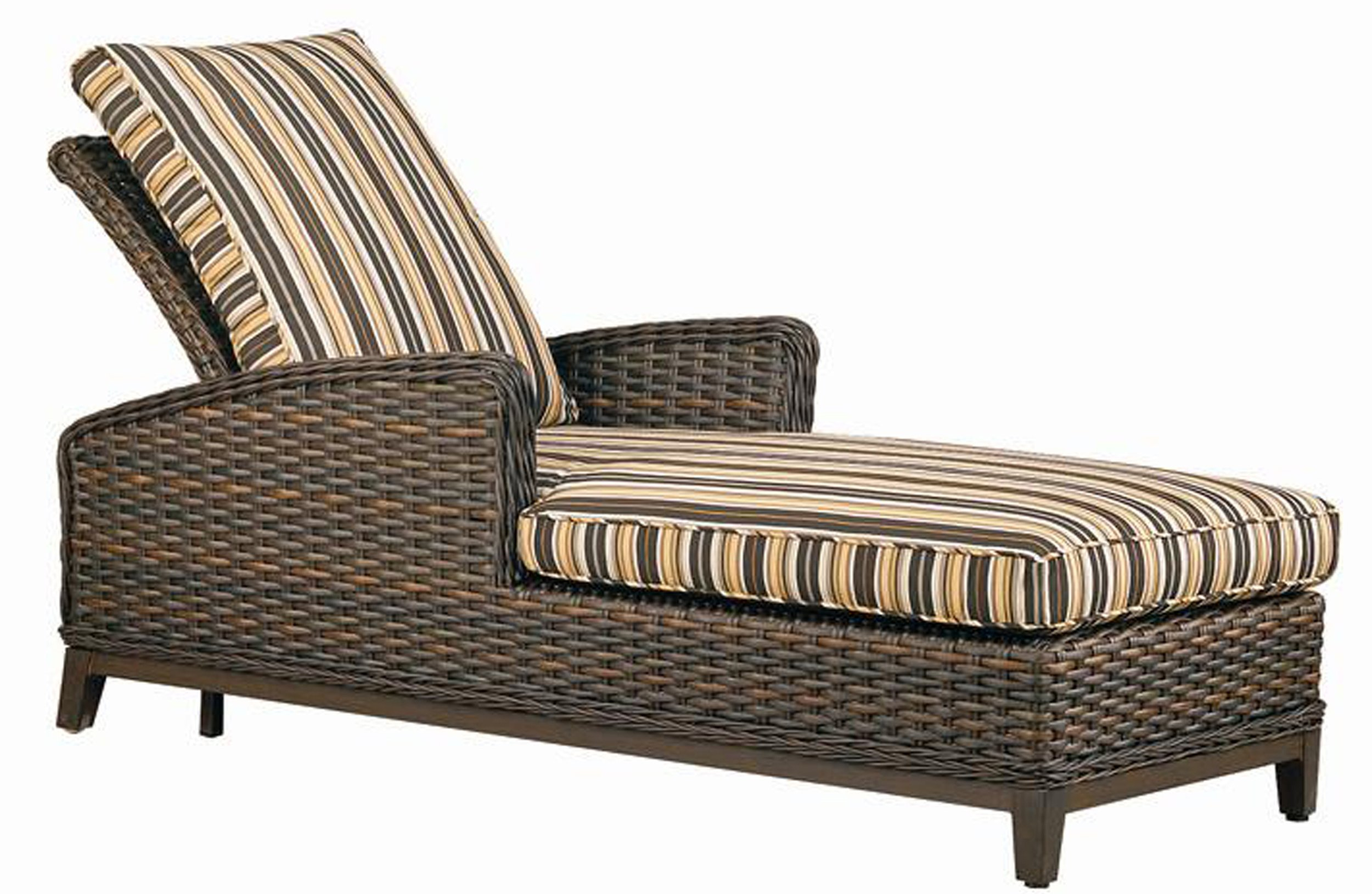 "971252 Catalina Single Adjustable Chaise   31.3"" x 83"" x 25"""