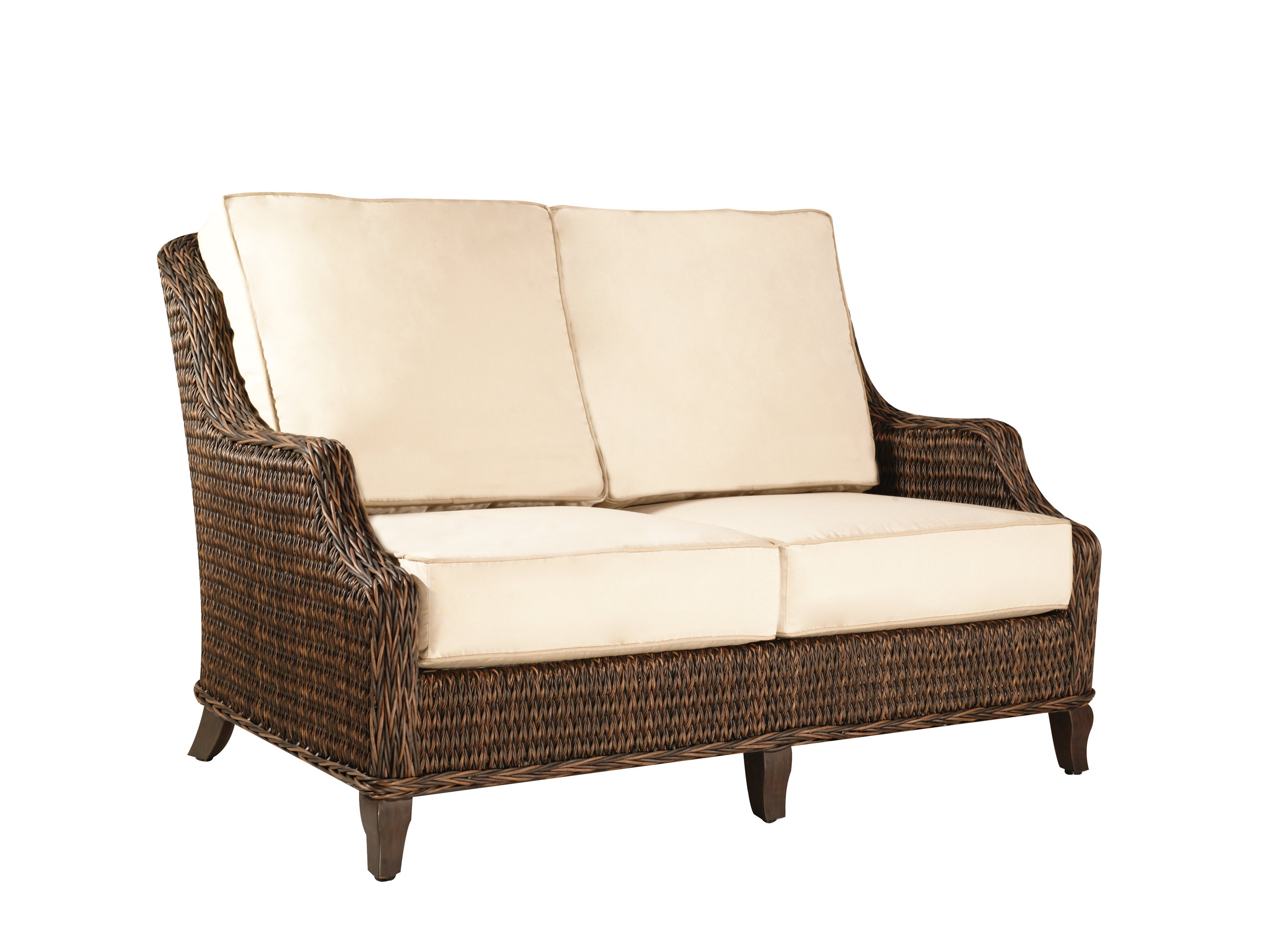 "973061 Monticello Loveseat   57"" x 40.2"" x 36.2"""