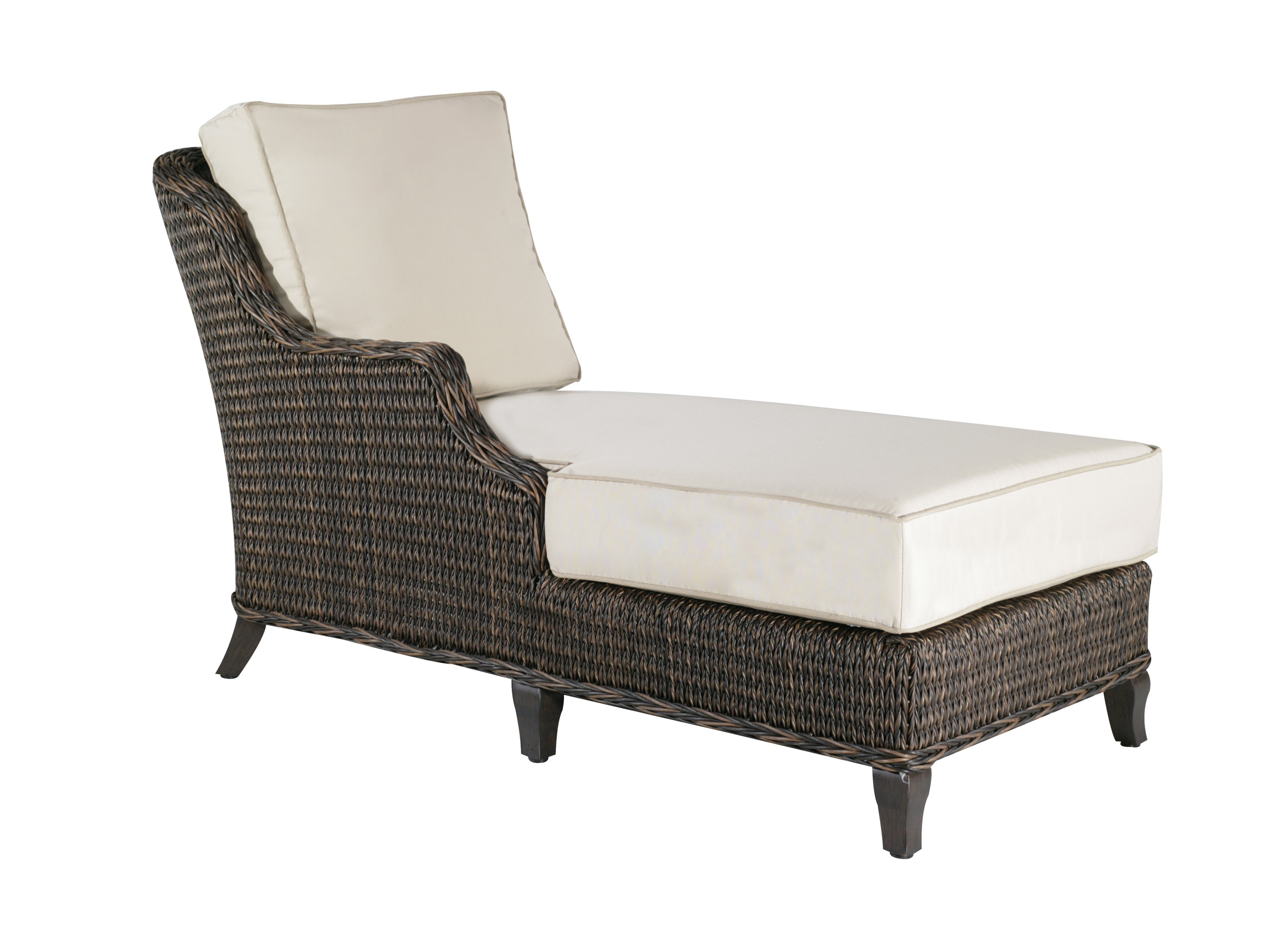 "973052L Monticello Left Chaise   66"" x 29"" x 36.2"""