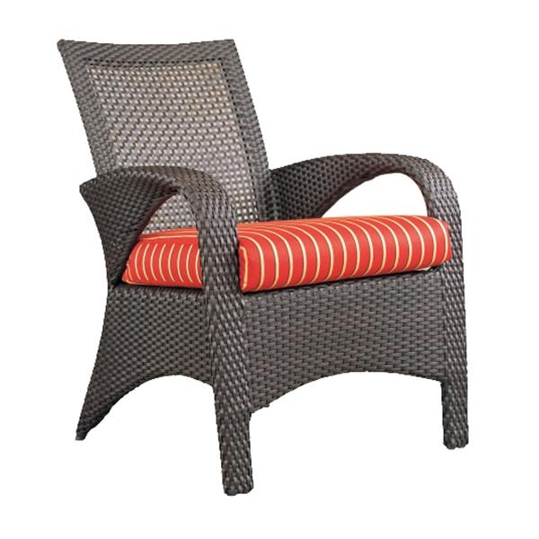 """970221 Cayman Dining Chair   27.8"""" x 30.8"""" x 36"""""""