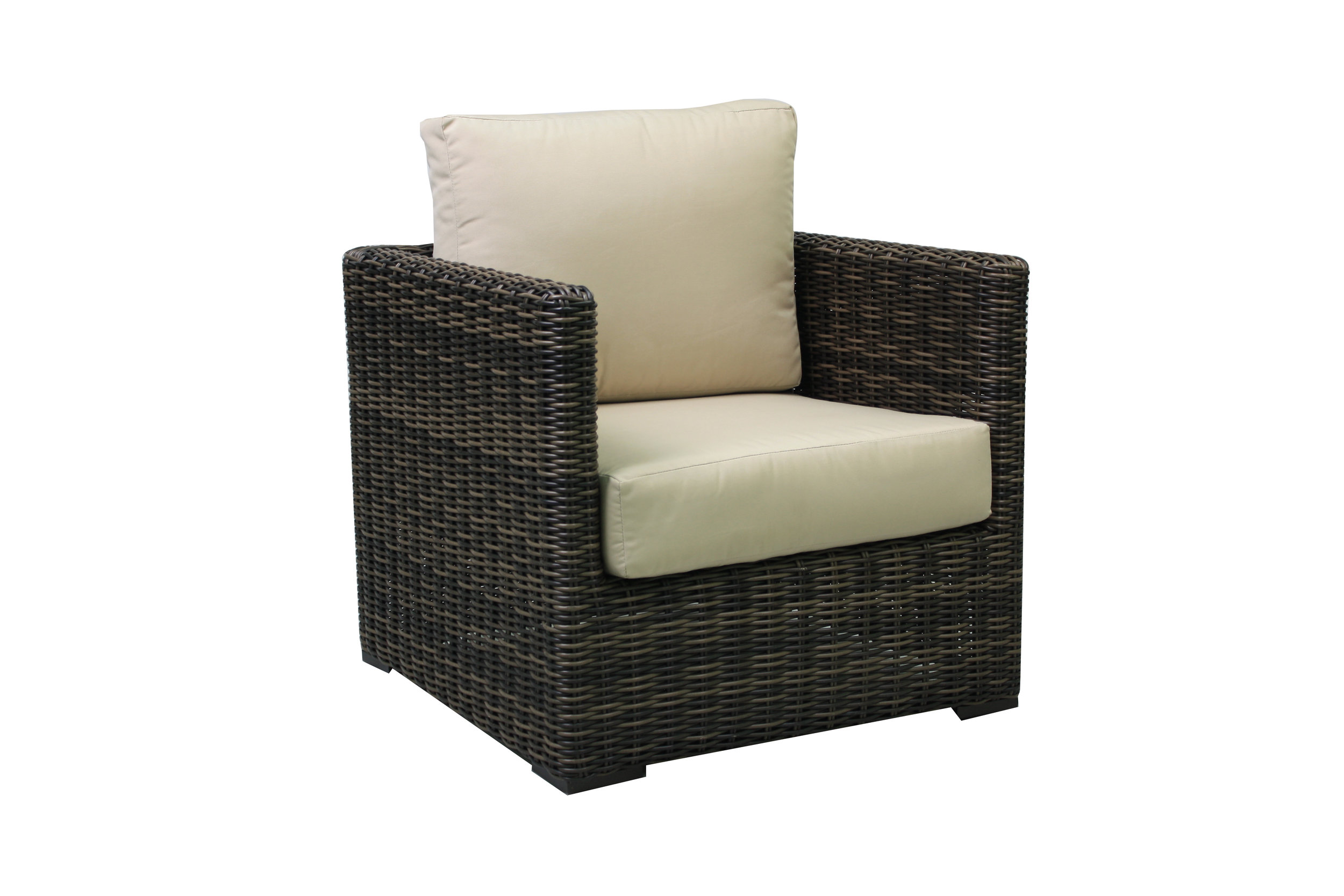 996031 Greenville Lounge Chair   32 x 32 x 28
