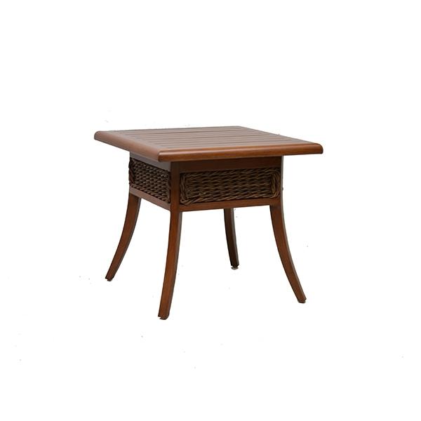 974124B Westchest End Table Base   24 x 24 x21