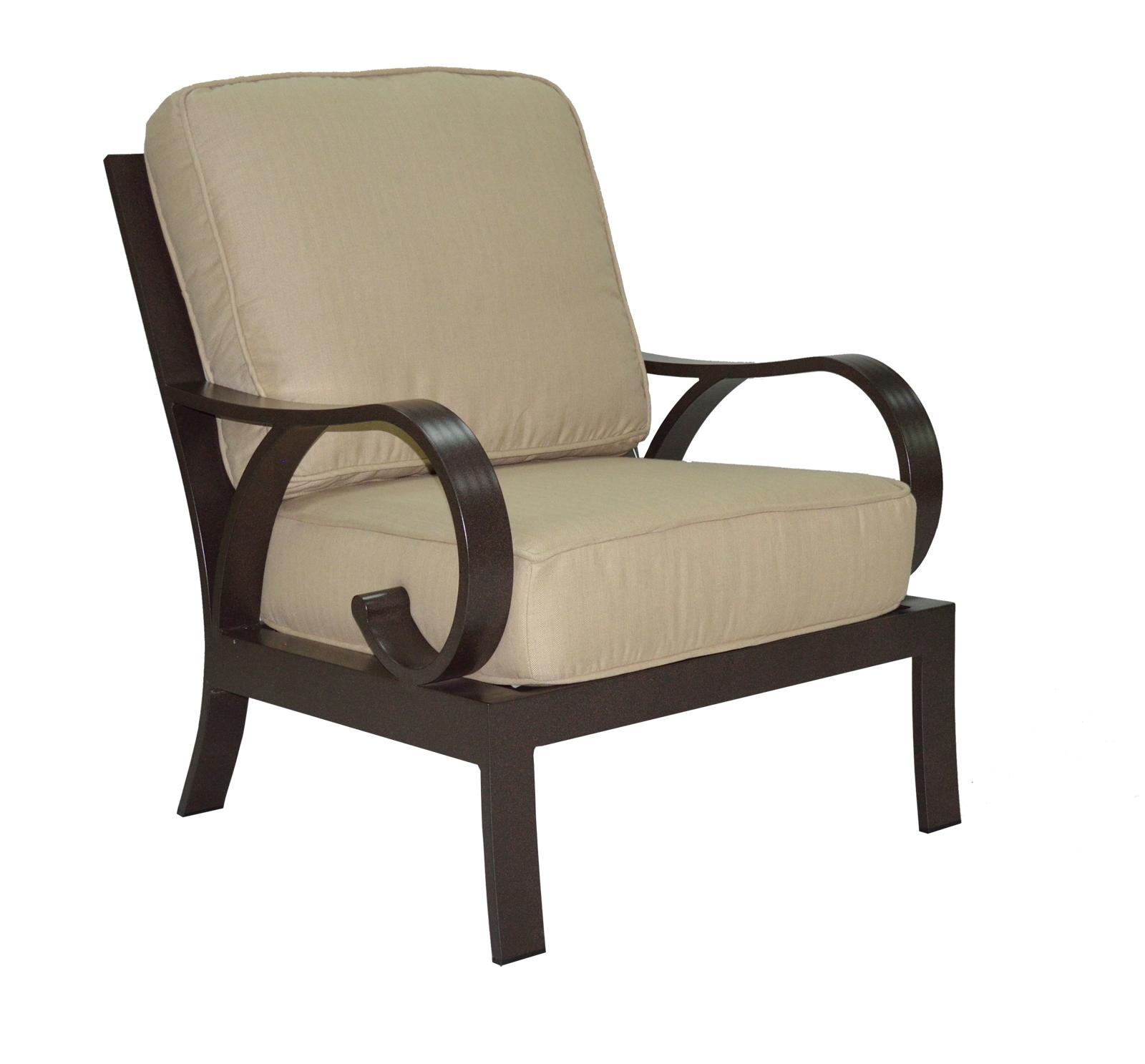 601531 Key Largo Lounge Chair   30 x 34 x 35
