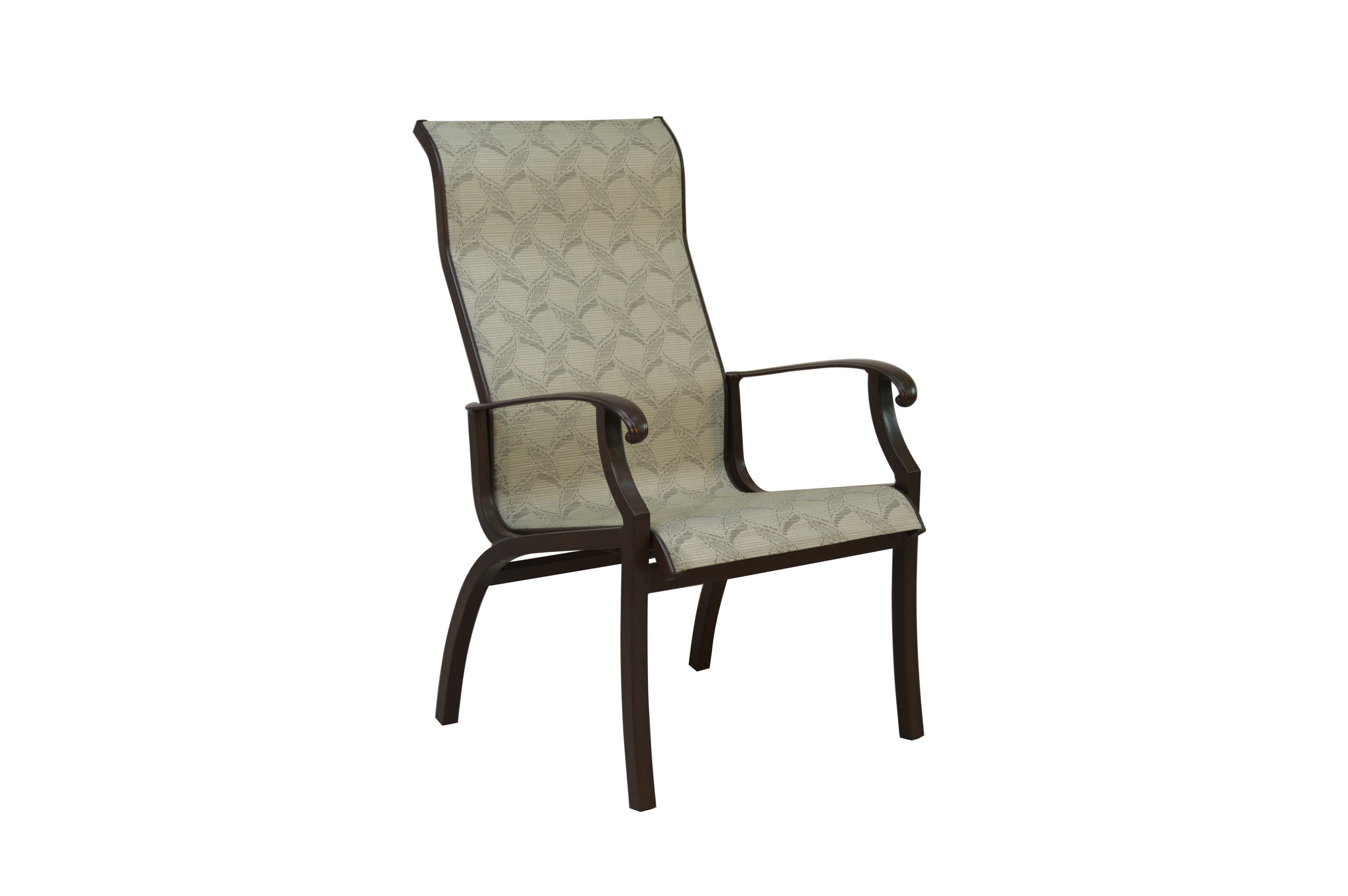 602321 Laguna Dining Chair   24.2 x 29.2 x 42