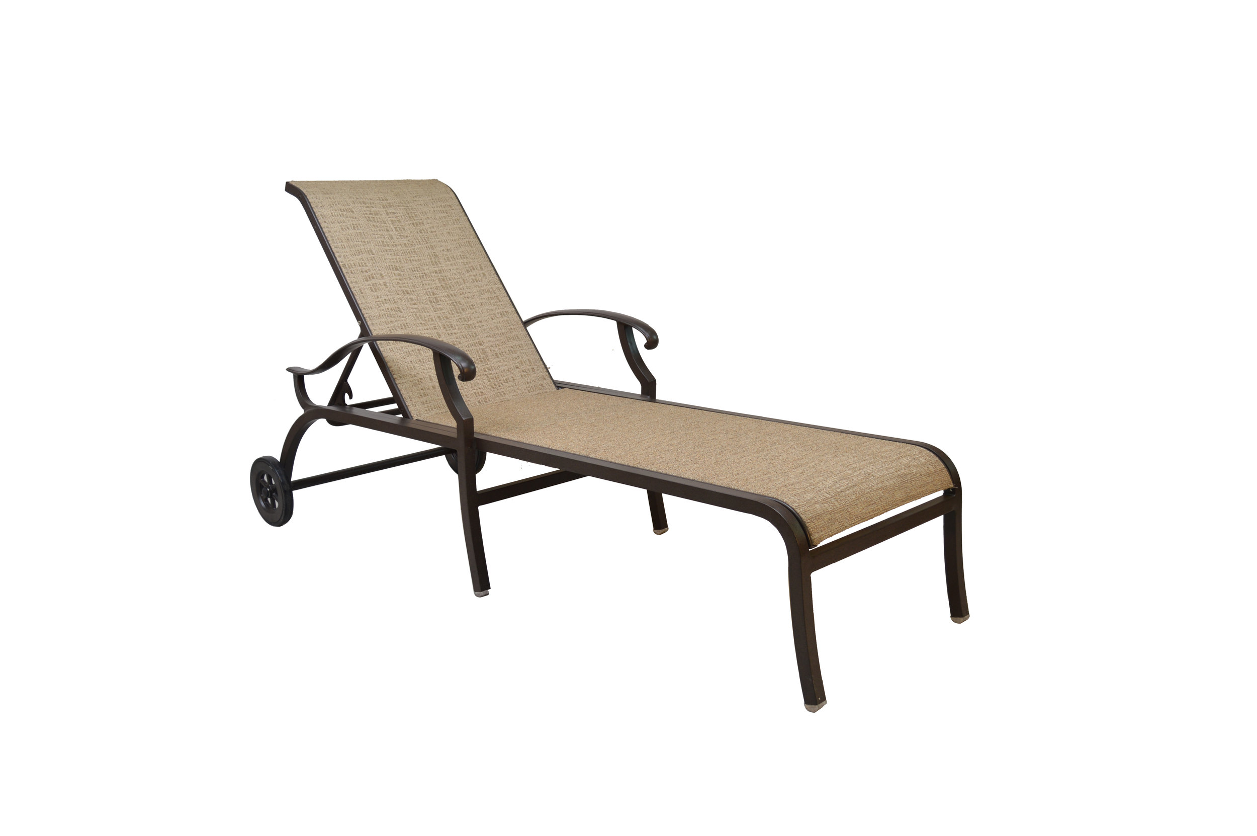 602352 Laguna Adjustable Chaise   29.8 x 83.2 x 24.2