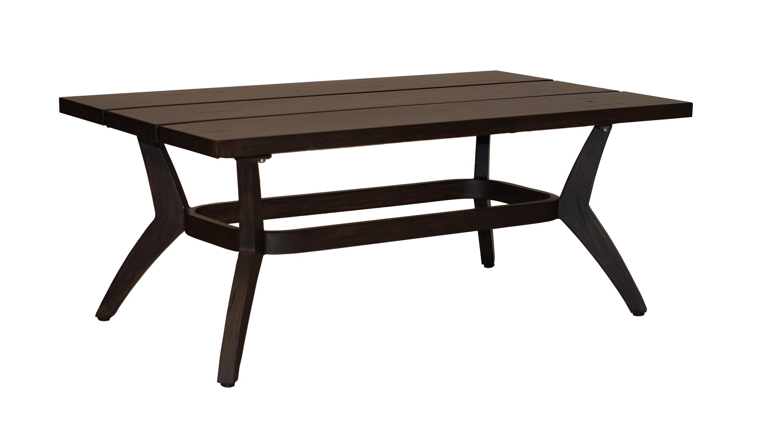 "974235 Tribeca Rectangular Coffee Table   44"" x 25"" x 18"""