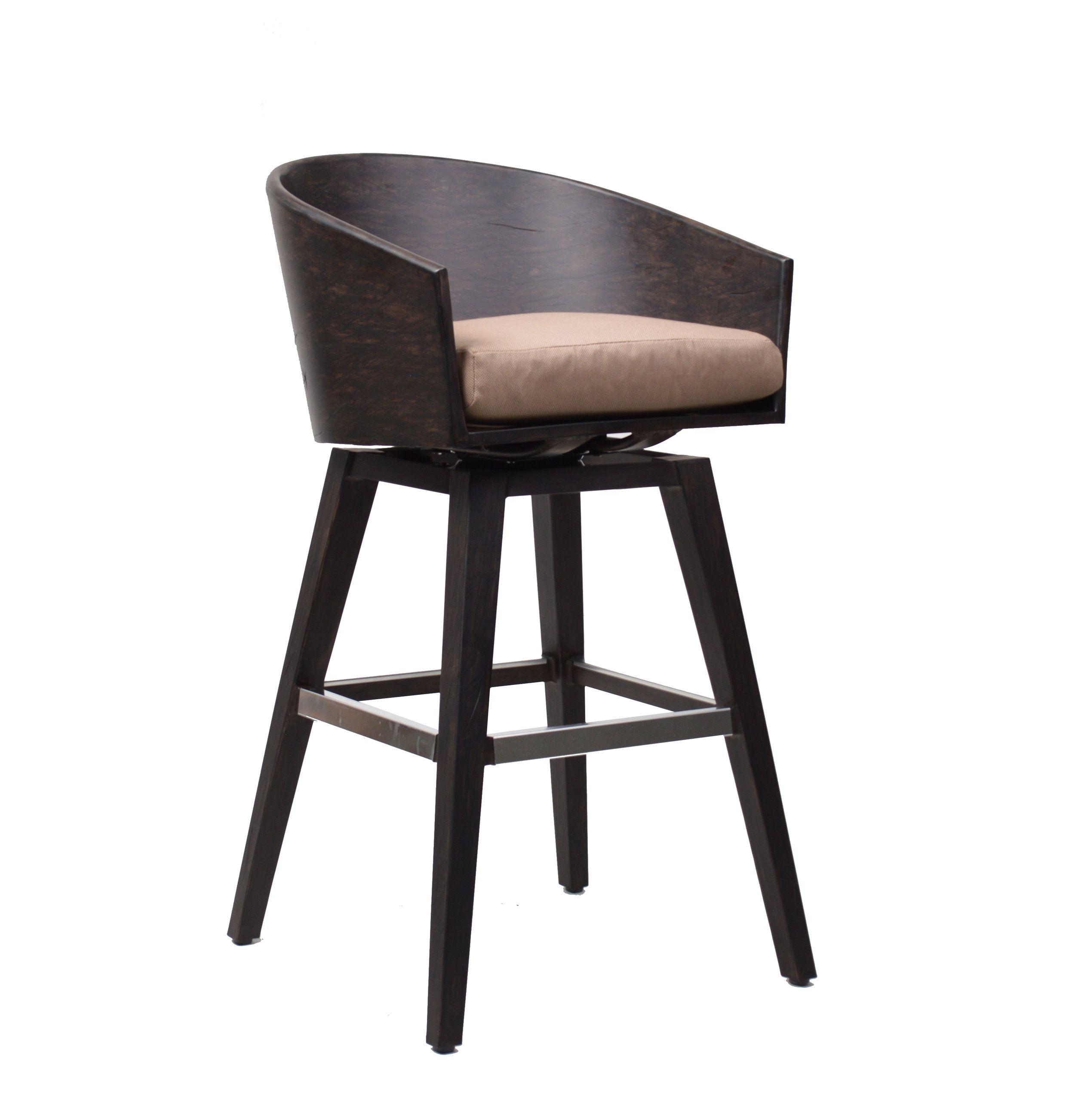 "974212 Tribeca Bar Chair   21"" x 23"" x 39"""